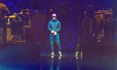Eurovision 2016: Η πρώτη φωτογραφία του Justin Timberlake από τις πρόβες