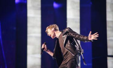 Eurovision 2016: Λετονία: Τα «καρδιοχτύπια» του ξεσήκωσαν το Globen Arena
