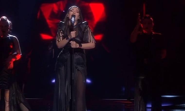 Eurovision 2016: Σερβία: Η Sanja τραγούδησε για τη βία κατά των γυναικών