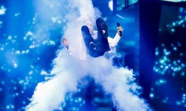 Eurovision 2016: Λιθουανία: Το «φλερτ» με την κάμερα και τα εντυπωσιακά χορευτικά του