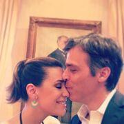 Παντρεύτηκαν Τζίμα-Σακελλαρίδης (φωτο)