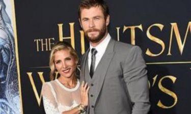 «Λιώσαμε»! Ο Chris Hemsworth είναι ο πιο γλυκός μπαμπάς της showbiz