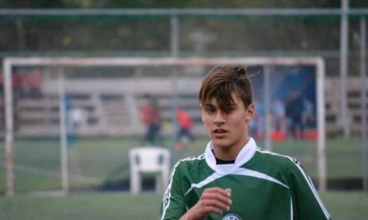«Έπαιξες στα πέναλτι και έχασες με το κεφάλι ψηλά» - Αποχαιρετούν τον 17χρονο στο Facebook