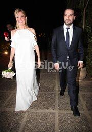 Γαβριήλ Σακκελαρίδης-Ράνια Τζίμα: Το φωτογραφικό άλμπουμ του γάμου τους!