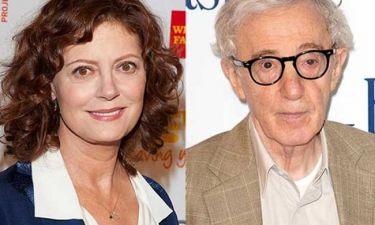 Susan Sarandon κατά Woody Allen: «Κακοποίησε σεξουαλικά ένα παιδί!»