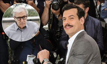 «Βόμβα» στις Κάννες: Γάλλος παρουσιαστής είπε… κατάμουτρα τον Woody Allen βιαστή!