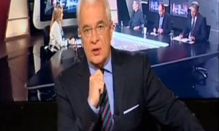 Γιάννης Πρετεντέρης για Mega: «Όλοι ανησυχούν! Ελπίζω να είναι θέμα 24ωρου»