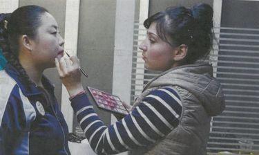 Έγκυος η Κινέζα ηθοποιός της «Εθνικής Ελλάδος»