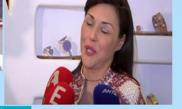 Σίσσυ Φειδά:«Είχα δύσκολη εγκυμοσύνη, ο οργανισμός μου αντέδρασε έντονα»