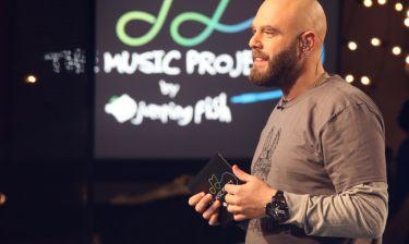 «The Music Project by Jumping Fish»: Ο Κουινέλης υποδέχεται τους Imam Baildi