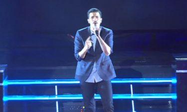 "The X-Factor: Γιώργος Παπαναστασίου: Το πάλεψε για το… ""Impossible"""