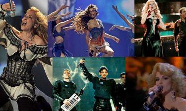 Αυτές είναι οι χειρότερες εμφανίσεις και θέσεις της Ελλάδας στη Eurovision