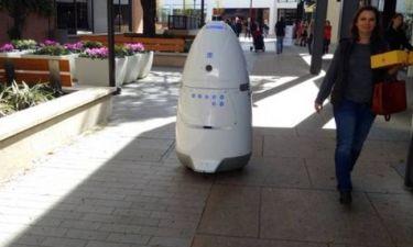 Ο Robocop ξεκίνησε περιπολίες στη Silicon Valley