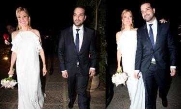 Ράνια Τζίμα-Γαβριήλ Σακελλαρίδης: Δείτε πού πήγαν γαμήλιο ταξίδι