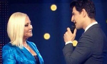 Κορομηλά για «X-Factor»: «Μπράβο Σάκη! Υπέροχος»