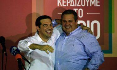 #youLEFTnothing: Γλεντάνε την κυβέρνηση ΣΥΡΙΖΑ-ΑΝΕΛ στο twitter με νέο hashtag