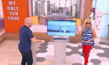 Συνέβη και αυτό: Στην τηλεόραση των πλατό του «Πρωινό Σου Κου» έδειχναν το «Σπίτι μου σπιτάκι μου»