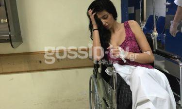 Λαϊκό νοσοκομείο χθες βράδυ. Έριξαν χάπι βιασμού σε μοντέλο (Nassos blog)
