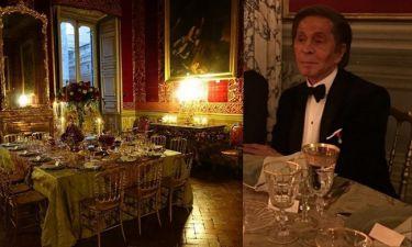 Ποιοι Έλληνες βρέθηκαν στη Ρώμη για το prive party του Valentino;