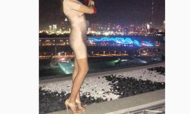 Μια Ελληνίδα στο Ντουμπάι!