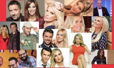 Ποιοι tv stars υπέγραψαν και θα κάνουν ήσυχοι διακοπές;