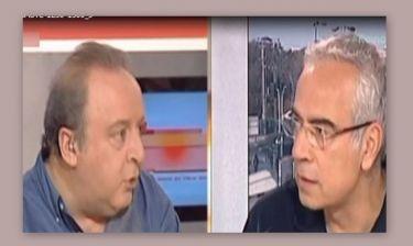 Καμπουράκης-Οικονομέας:  «Ας έχουμε καμιά απάντηση γιατί είναι πολύ στριμόκ@@α τα πράγματα»