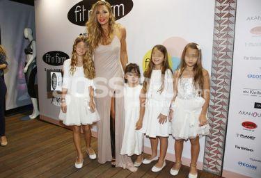 Πετρουλάκη-Ίβιτς: Δείτε τις κούκλες κόρες τους