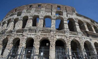 SOS εκπέμπουν τα ιστορικά μνημεία της Ρώμης