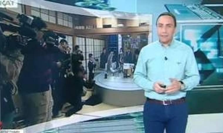 Νίκος Ανδρίτσος: «Ο κλάδος της δημοσιογραφίας έχει πληρώσει αµαρτίες άλλων»