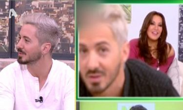 Ο Γκάνος μιλά πρώτη φορά για τη στιγμή που μπήκε μπροστά στην κάμερα της Ναταλίας: «Θα το ξαναέκανα»