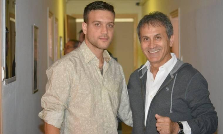 Ο Γιώργος Νταλάρας με τον ανιψιό του Γιώργο Ζαμπέτα για πρώτη φορά στην ίδια σκηνή