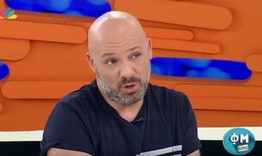 Τέλος ο Μουτσινάς από το «Πρωινό ΣΟΥΚΟΥ»:  «Πέρασα ωραία. Δεν αξίζω στο Σαββατοκύριακο»
