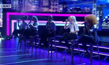 Τhe Χ-Factor: Αυλαία στο δεύτερο live οι ΝΜΑ του Θοδωρή