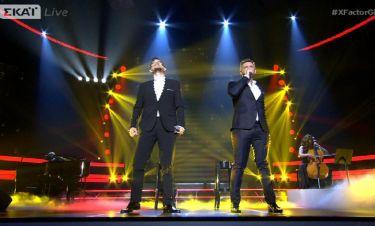 Τhe Χ-Factor: «Stereo Soul»: Κατέπληξαν κοινό και κριτική επιτροπή