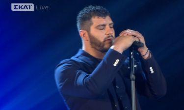 Τhe Χ-Factor: Πιλάτος Κουνατίδης: Συγκίνησε τραγουδώντας Παντελίδη