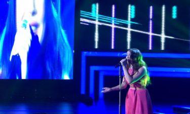 Τhe Χ-Factor: Έπεισε την κριτική επιτροπή η Τάνια Μπρεάζου ερμηνεύοντας Παπαρίζου