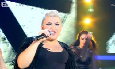 Τhe Χ-Factor: To «αηδόνι» του σόου Χριστιάνα Μπούνια «ξαναχτυπά» και ενθουσιάζει…