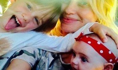 Τζ. Ιωακειμίδου: Η κόρη της συνεχίζει να νοσηλεύεται! Η νέα φωτό και οι εξελίξεις στην υγεία της!