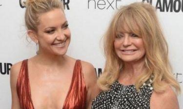 Goldie Hawn: Με μαγιό στα 70 της!