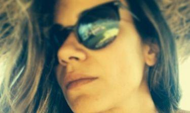 Άννα Μπουσδούκου: Σαββατοκύριακο στην Αντίπαρο