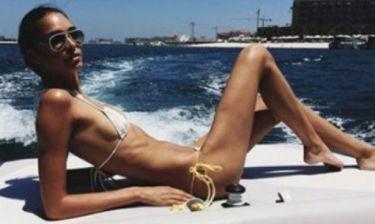 Οι φωτογραφίες της συντρόφου του star έχουν ξεσηκώσει το διαδίκτυο: Μαντεύετε γιατί;