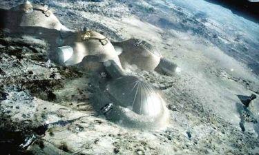Χωριό στο φεγγάρι σχεδιάζει ο Ευρωπαϊκός Διαστημικός Σταθμός