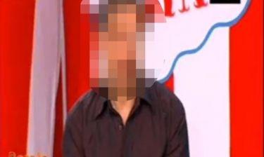Tραγουδιστής αποκάλυψε στην Αννίτα Πάνια ότι θα δωρίσει τα όργανά του, όταν πεθάνει