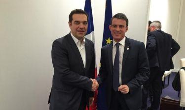Τι θα κάνει ο Γάλλος πρωθυπουργός στην Αθήνα