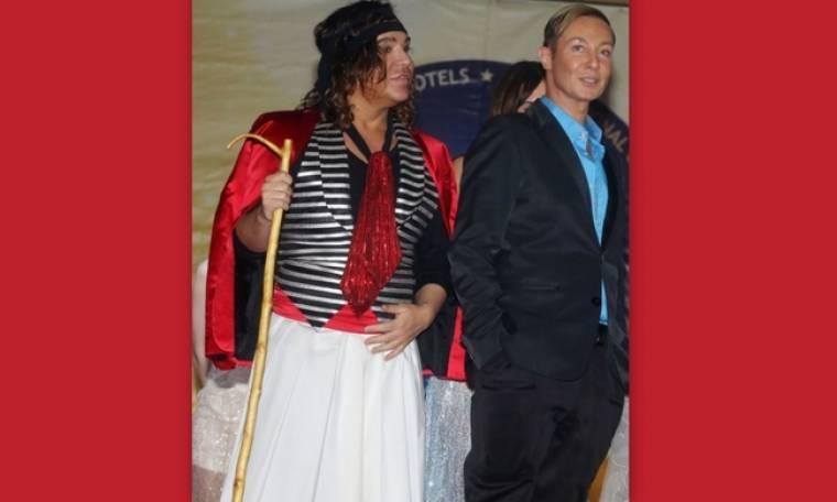 Βασίλειος Κωστέτσος: «Ο Τρύφωνας ήταν γκεστ σταρ γι'αυτό βγήκε με τη φουστανέλα»