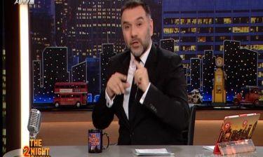 Η σπόντα του Γρηγόρη και το μήνυμα on air, που θα συζητηθεί για το τηλεοπτικό του μέλλον
