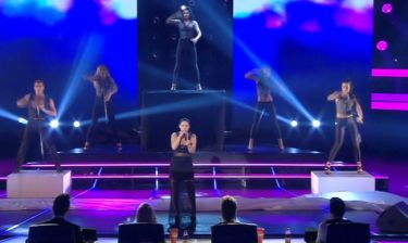 «The X-Factor»: Χριστίνα Ζαντή: Κέρδισε το χειροκρότημα με το «I who have nothing»