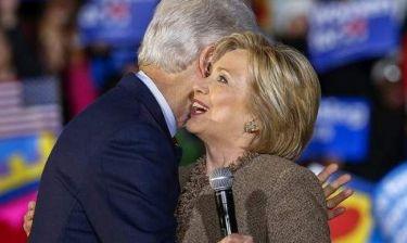 Η Hilary... μαύρισε το μάτι του Bill όταν έμαθε για τη Lewinsky