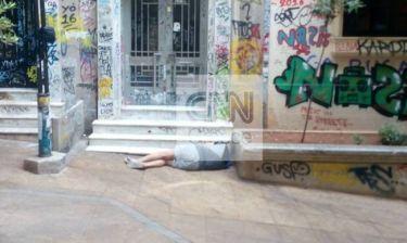 Ένας σοβαρά τραυματίας από πυροβολισμούς στα Εξάρχεια - Φωτό ντοκουμέντο
