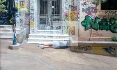 Εξάρχεια: Νεκρός ο άνδρας που πυροβολήθηκε κοντά στην πλατεία
